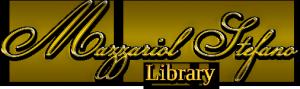 Mazzariol Stefano Library